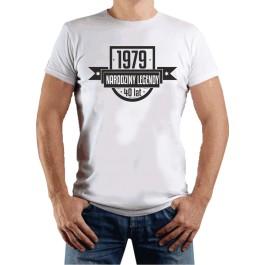 Koszulka z nadrukiem - 40 LAT