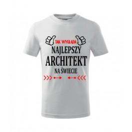 koszulka architekt