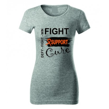 Koszulka damska GLANCE defy fight win