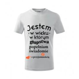 koszulka z okazji