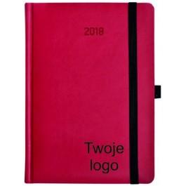 Kalendarze ksiązkowe z grawerem (Twoje logo)