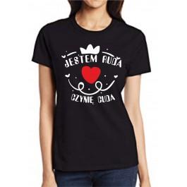 Koszulka - Jestem Ruda