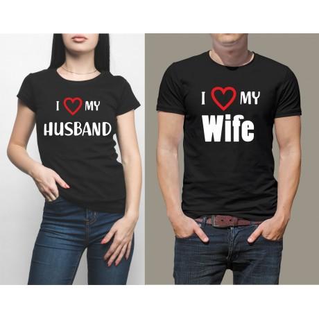 Koszulka z nadrukiem - I My