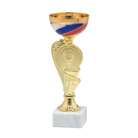 Puchar metalowy 10298 GT20