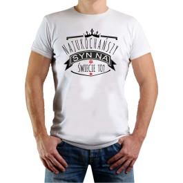 Koszulka Najukochańszy syn