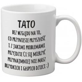 Koszulka z nadrukiem Tato