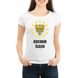 Koszulka Kocham Śląsk
